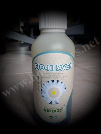 bioheaven bouteille